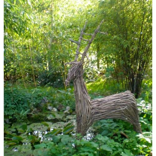 Willow Reindeer Large